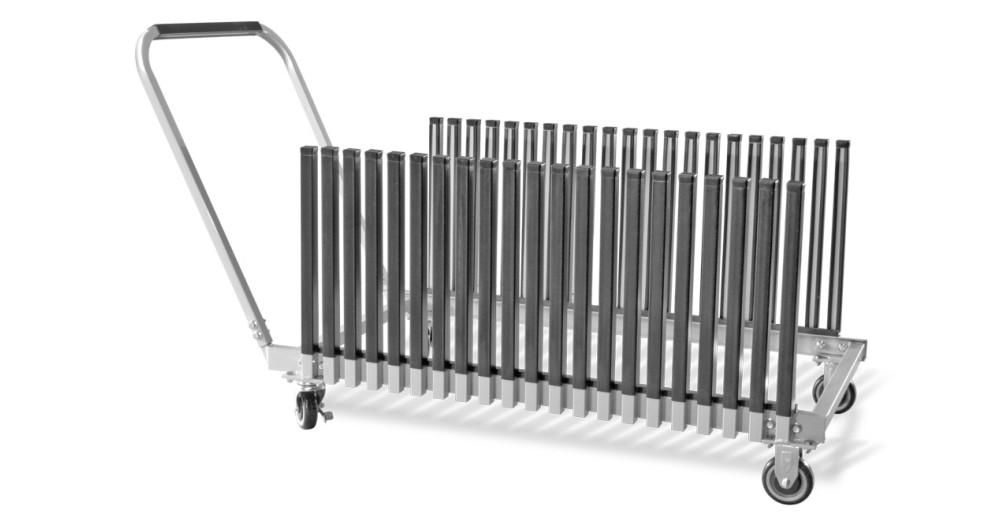 Unruh Fab Kansas Glass Transporting Windshield Carts Racks GC20