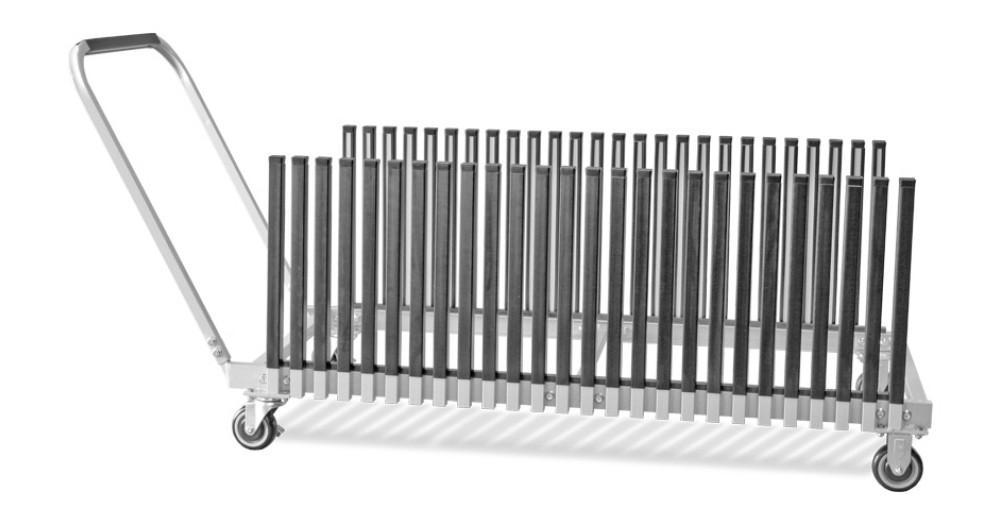 Unruh Fab Kansas Glass Transporting Windshield Carts Racks GC25