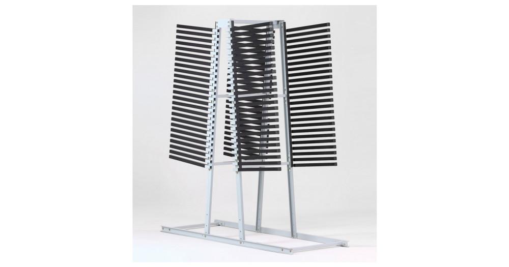Unruh Fab Kansas Glass Transporting Windshield Carts Racks DSR50