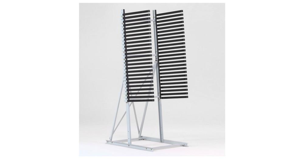 Unruh Fab Kansas Glass Transporting Windshield Carts Racks SSR25