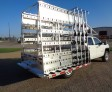 Unruh Fab Kansas Glass Transporting Pickup Racks Aluminum Misc 9