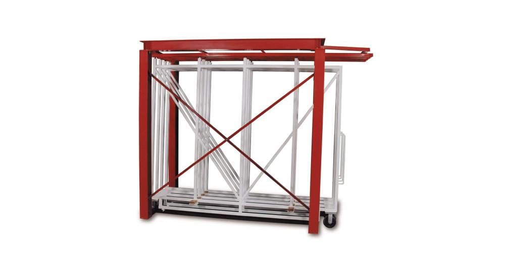 Unruh Fab Kansas Glass Transporting Drawer Systems 2