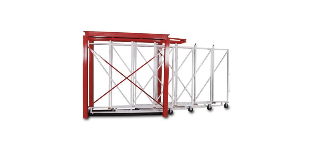 Unruh Fab Kansas Glass Transporting Drawer Systems 3