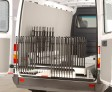 Unruh Fab Kansas Glass Transporting Ergonomic Van Bodies Van Rear