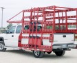 Unruh Fab Kansas Glass Transporting Pickup Racks Steel Misc 1