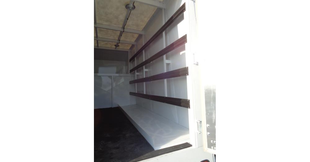 Unruh Fab Kansas Glass Transporting Planet Granite Enclosed Steel 12