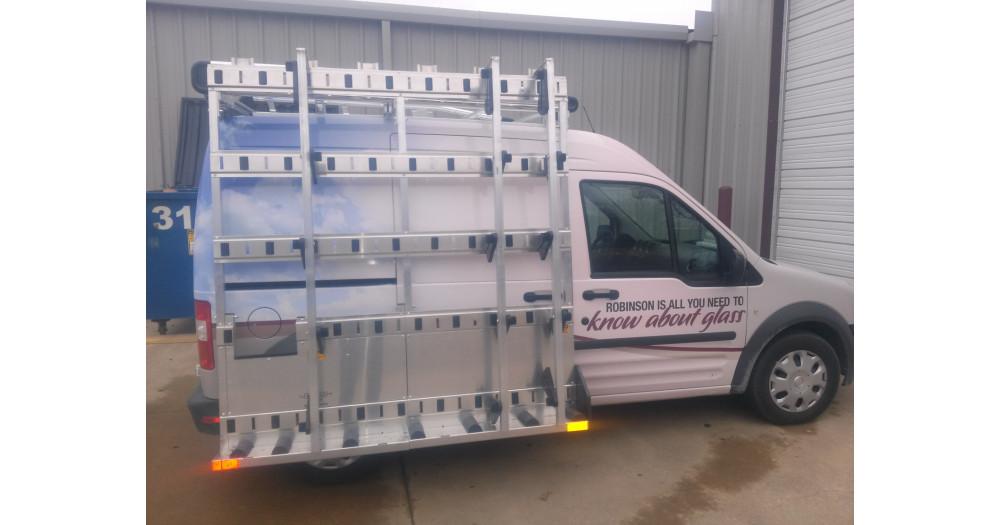 Unruh Fab Kansas Stone Transporting Promaster 2