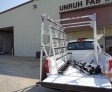 Unruh Fab Kansas Glass Transporting Single Sided Pickup Rack 3