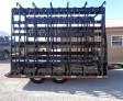 Unruh Fab Kansas Glass Transporting Steel 12ft Bumper Hitch 1