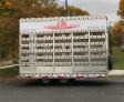 Unruh Fab Kansas Glass Transporting Bumper Hitch Trailers 18